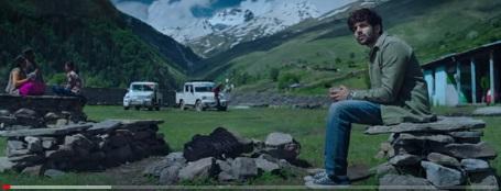 ये दूरियां (Yeh dooriyan) lyrics in hindi from love ajj kal 2020 movie, sara and kartik