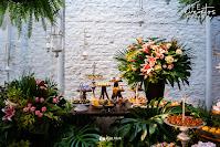 casamento judaico com decoração botânico-industrial realizado na patisserie marcelo gonçalves em porto alegre