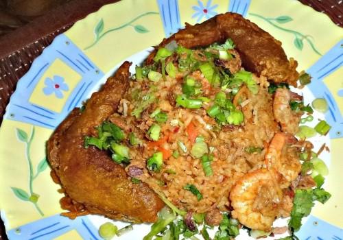 Resepi Nasi Goreng Ala Thai!!