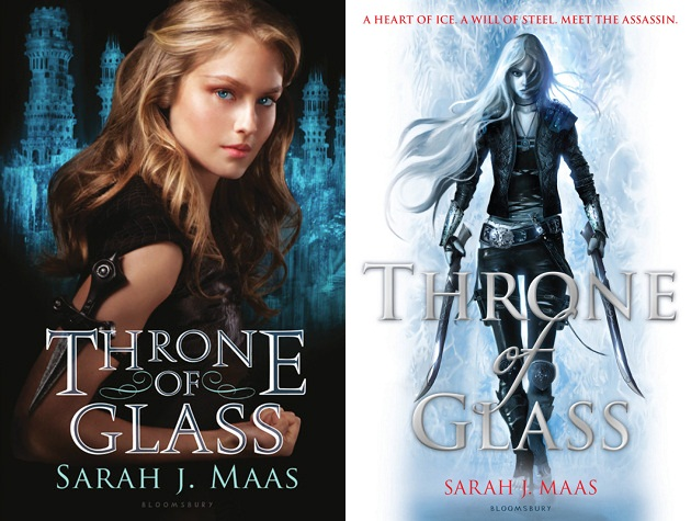 Friday Fronts - Throne of Glass