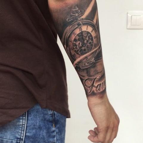 Tatuajes Para Hombre En El Brazo Guatelinda