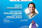 Prodi Ilmu Komunikasi di Sulawesi Berkolaborasi Laksanakan Seri Webinar Tematik