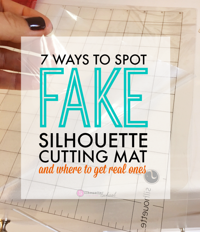 Beware Silhouette Cutting Mat Not Sticky Here S Why
