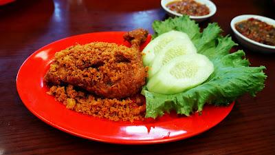Ayam Pontianak dari Pak Usu