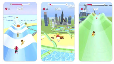 Download Game Aquapark.io Trend 5 Besar Smartphone Samsung Galaxy