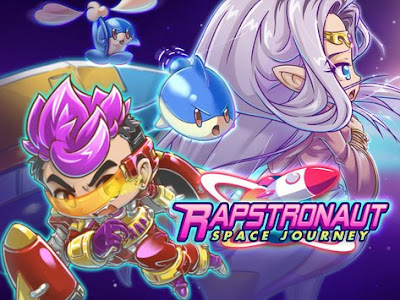 Rapstronaut: Space Journey MOD v0.7.0 Full Unlocked Apk Terbaru 2016