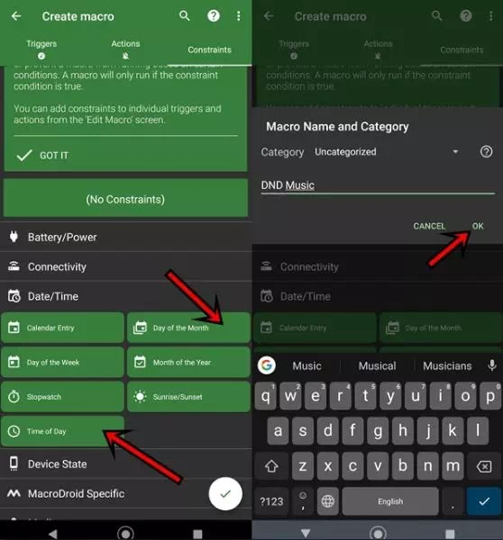 Menonaktifkan Notifikasi Saat Memutar Musik di Android-3