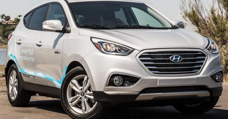 Hyundai Hydrogen Fuel Cell Tucson Lease Still Offered With
