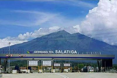 Gerbang Tol Terindah Di Indonesia