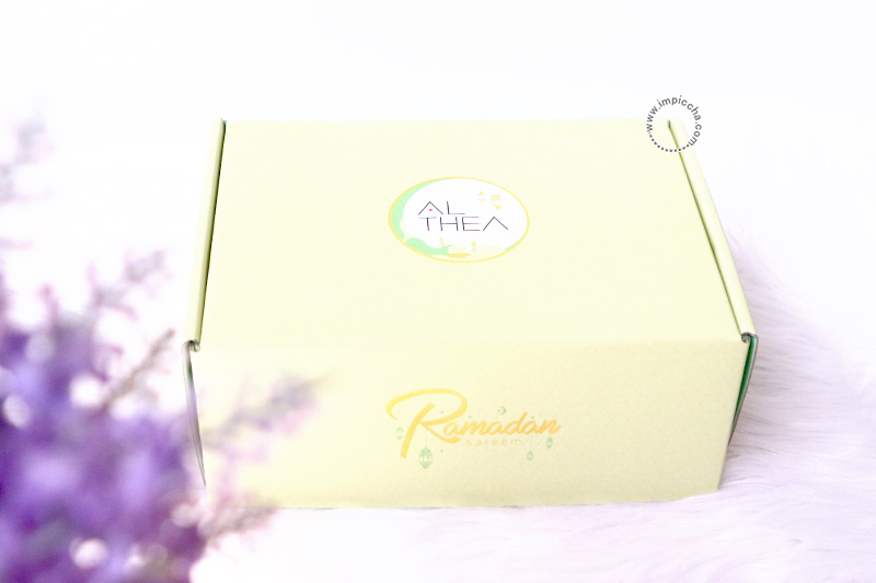 Review Althea Box Special Ramadan