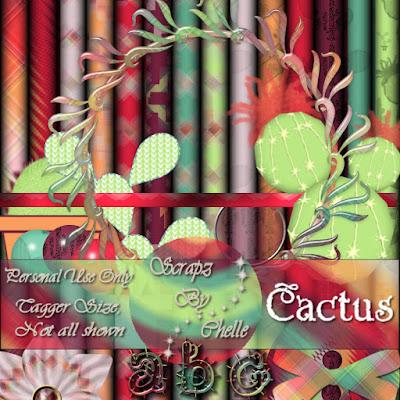 Freebie Cactus