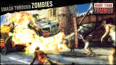 Guns, Cars, Zombies Apk Mod 2