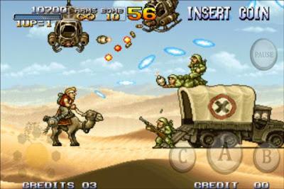 تحميل لعبة Metal Slug 3 APK للاندرويد كاملة