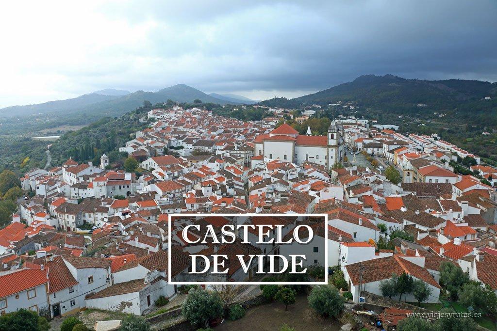 La villa medieval de Castelo de Vide