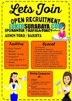 Info Lowongan Kerja di Pulsa 2121 Surabaya Januari 2020