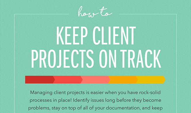 How to Keep Client Projects on Track