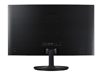 SAMSUNG LED Monitor Curved 24 Inch
