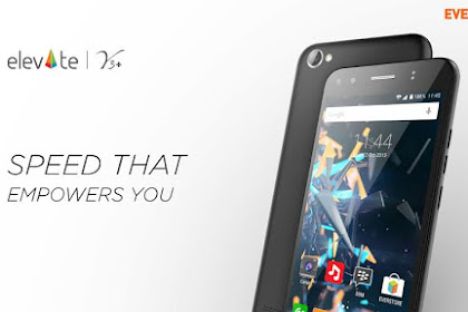 EVERCOSS Elevate Y3+, Smartphone 4G Pertama Dengan Desain dan Harga Murah