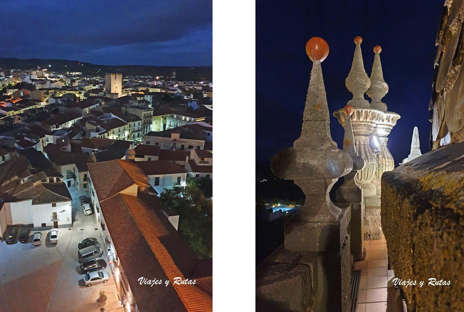 Torre de la Catedral de Coria