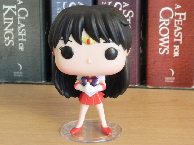 Sailor Mars Funko Pop