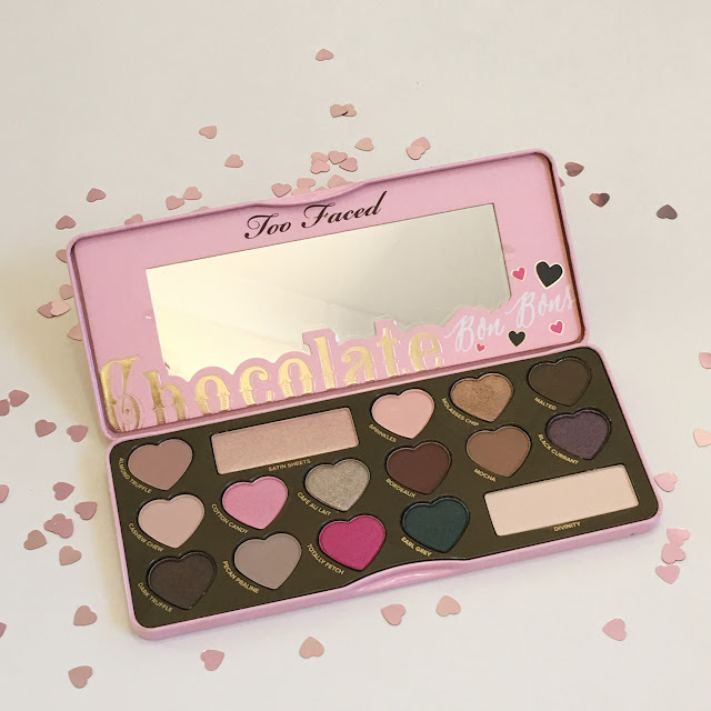 Too Faced Bon Bons Palette Swatches
