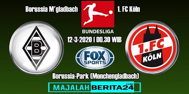 Prediksi Borussia M'gladbach vs FC Koln
