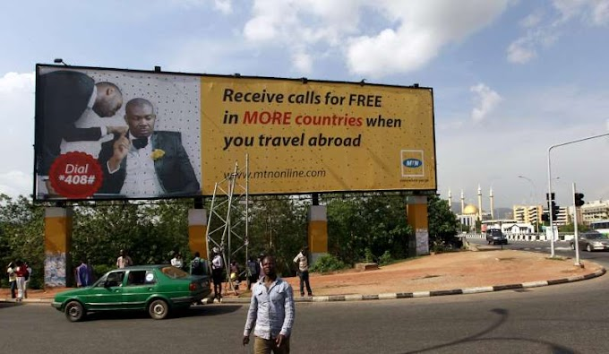 Nigeria orders MTN to refund $8.13 bln