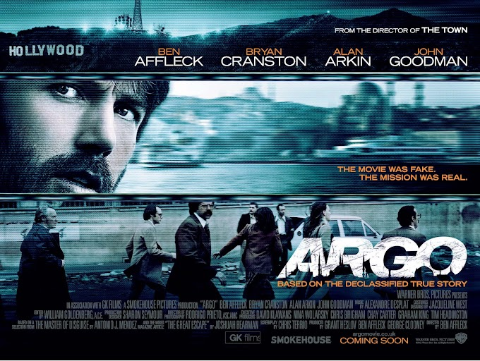 Argo, la realidad y la ficción