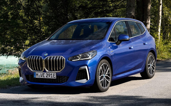 Novo BMW Série 2 Active Tourer 2022
