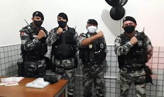 Homem suspeito de violência doméstica é preso por policiais do 4º BPM em Guarabira