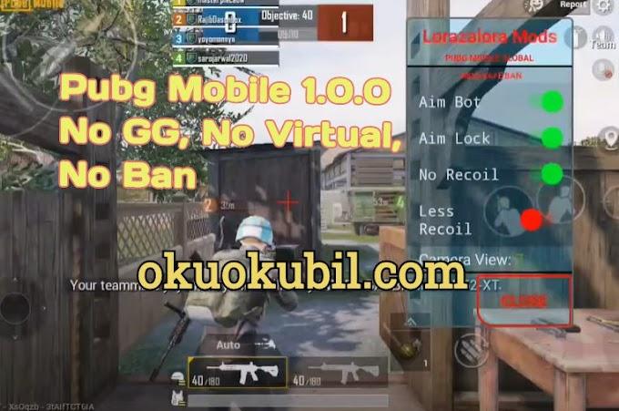 Pubg Mobile 1.0.0 No GG, No Virtual, No Ban Yeni MPG Hileli Apk Ekim 2020