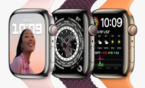 The new Apple Watch uses the same processor as its predecessor