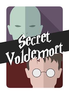 Juego de mesa Secret Voldemort