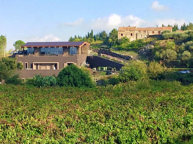 Firriato's Cavanera Etnea winery