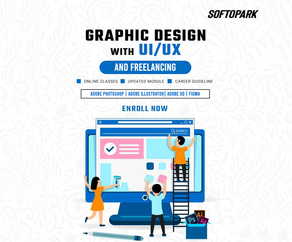 Online Graphic Design Course in Bangladesh