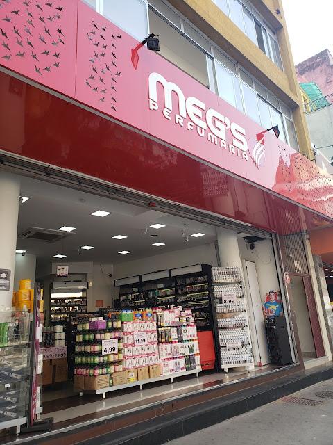Meg's Perfumaria