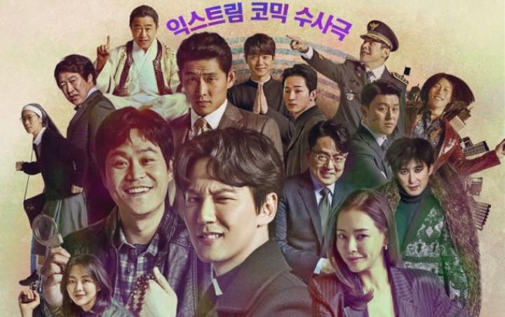 Download Drama Korea The Fiery Priest Sub Indo Batch