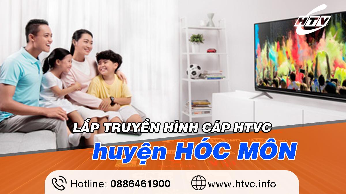 Khuyến mãi Lắp truyền hình cáp HTVC tại Hóc Môn