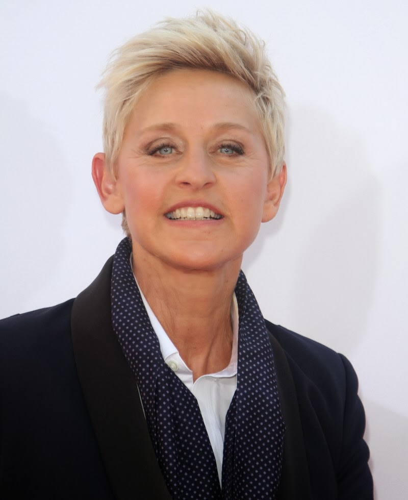 Portia De Rossi Plastic Surgery: Ellen DeGeneres Plastic Surgery Facelift Before And After