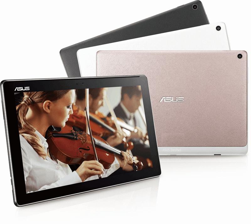 ASUS、新たにDTS Headphone:Xにも対応したタブレットZenPad新