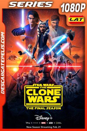 Star Wars: The Clone Wars (2020) 1080p WEB-DL Latino – Ingles