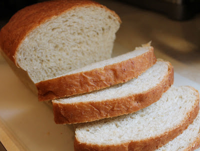 Sliced Honey-Oat Bread