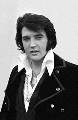16 de agosto 1977: Elvis Presley