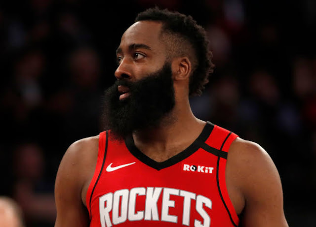 Richest Basketball Players - James Harden