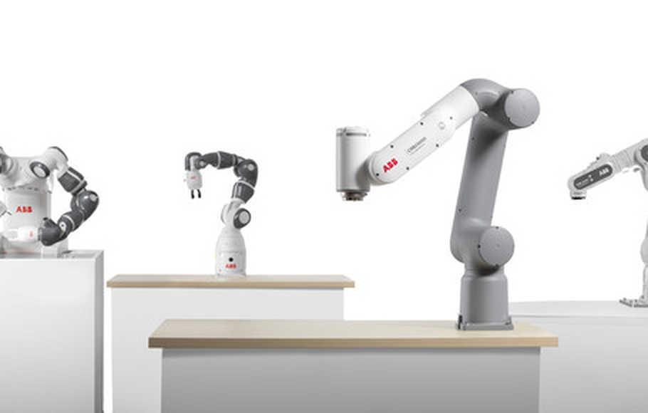Robot Kolaboratif ABB Mudahkan Otomatisasi di Sektor Industri