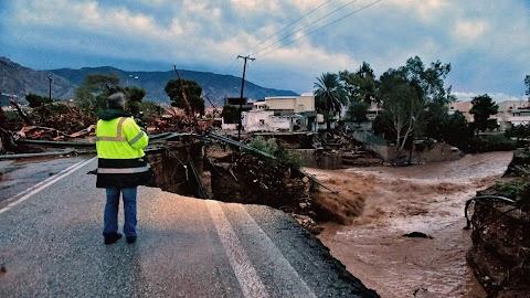 Az EP 4,5 millió euró támogatást hagyott jóvá Görögországnak viharkárok enyhítésére