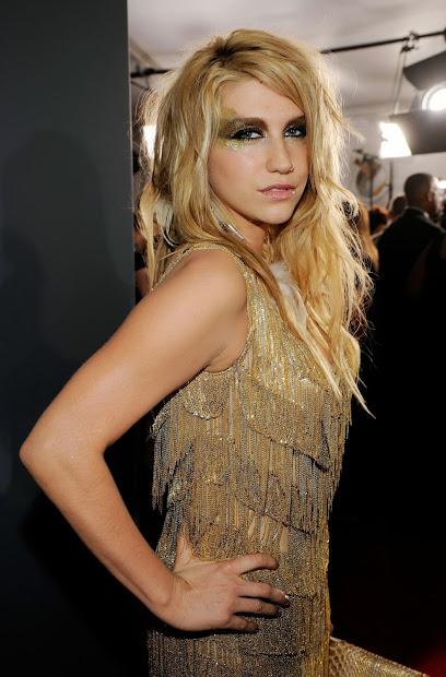 Kesha Topless Nude Boobs Exposed In Transparent Dress Yu Tsai Album