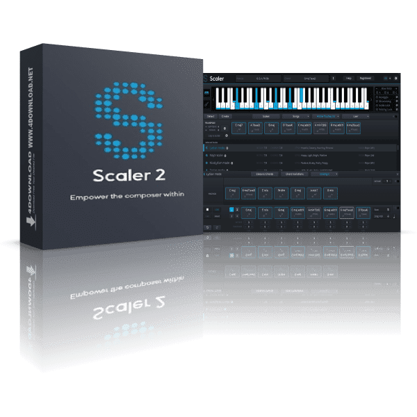 Plugin Boutique Scaler 2 v2.0.6 Full version