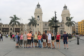 Free walking tour Lima Tripadvisor
