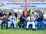Ketua MPR, Bamsoet Buka Ujian Kenaikan Tingkat Tarung Derajat Propinsi Bali